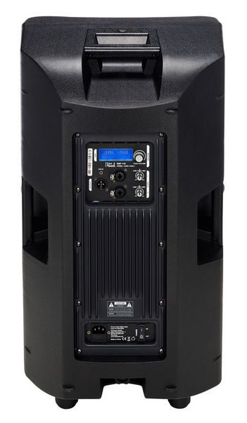 the box pro DSP 115 Rückseite
