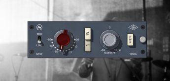 Top News: Universal Audio Neve Preamp 1290, Plug-in