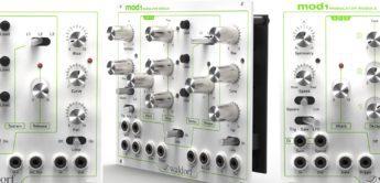 Test: Waldorf mod1, Eurorack Modulator