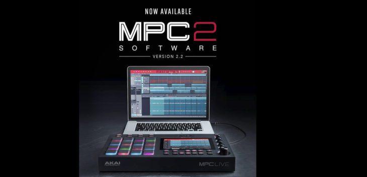 AKAI MPC Software 2.2