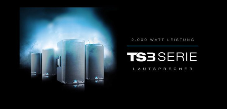 alto professional truesonic ts3