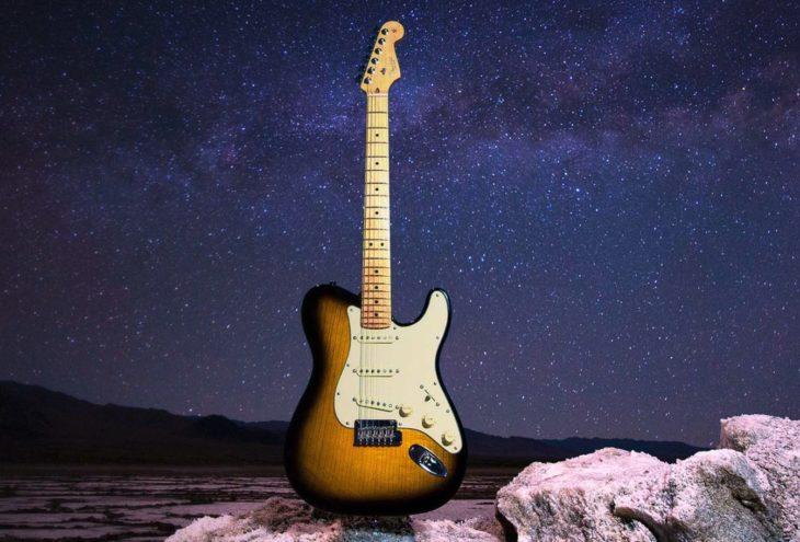 Fender Strat-Tele Hybrid title