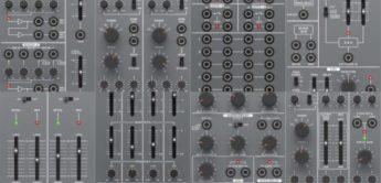 Preview: Behringer System 100 Eurorack Modularsystem