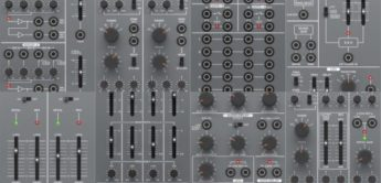 Behringer System 100 Modularsynthesizer – 13 Module!!!