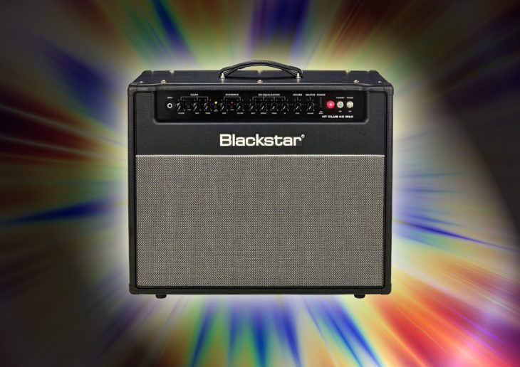 Blackstar HT CLUB 40 Combo MkII title