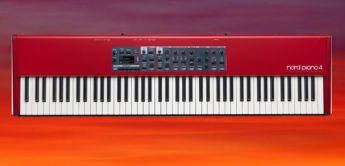 Musikmesse News: Clavia Nord Piano 4, Stagepiano