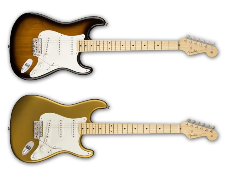 Fender American Original 50 Strat models