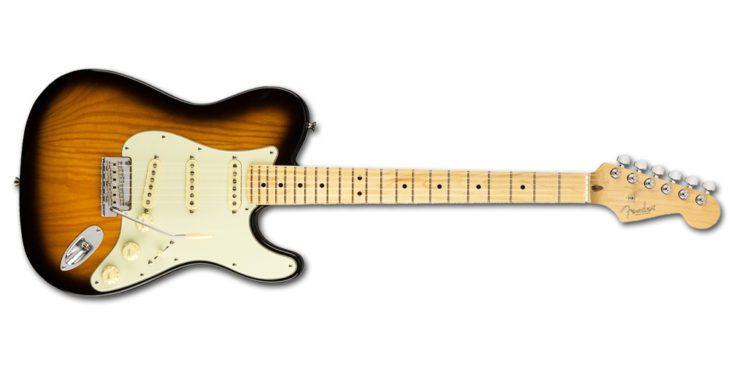 Fender Strat-Tele Hybrid front