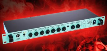 Test: Tech 21 SansAmp GED-2112, Bass-Preamp