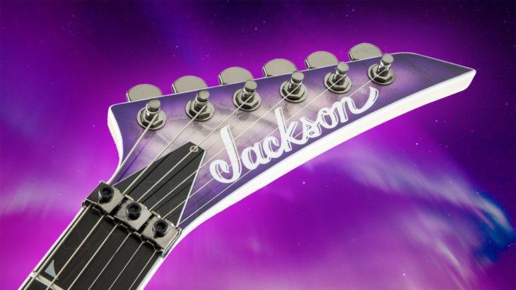 Jackson Pro SL2Q Soloist title