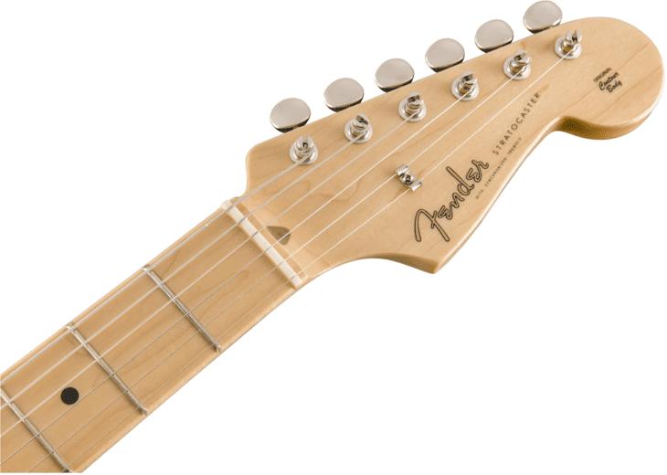 Fender American Original 50 Strat headstock