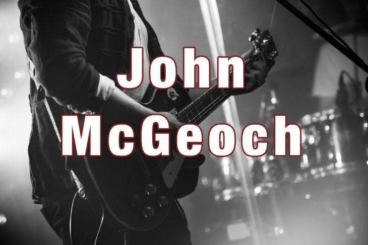 John McGeoch