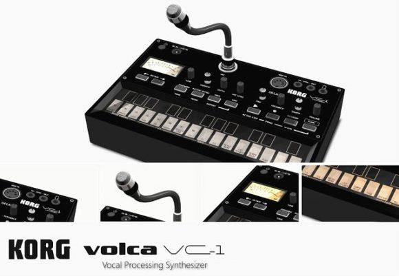 Korg Volca VC1
