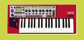 Ersetzt der Clavia Nord Modular eine TR-808? (Video)