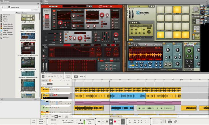 propellerheads reason 10 intro