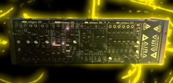 Superbooth 18: Roland System 500 Module 505, 510, 531, 555