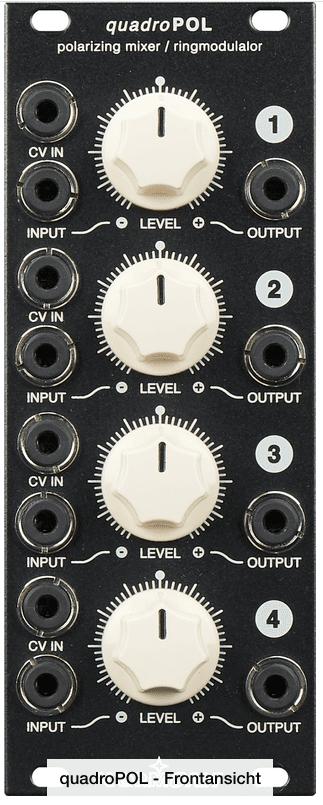 Vermona Eurorack Modularsynthesizer