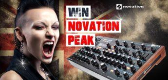 Gewinnspiel: Novation Peak
