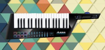 Test: Alesis Vortex Wireless 2, Keytar