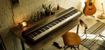 Musikmesse News: Yamaha P-125, E-Piano
