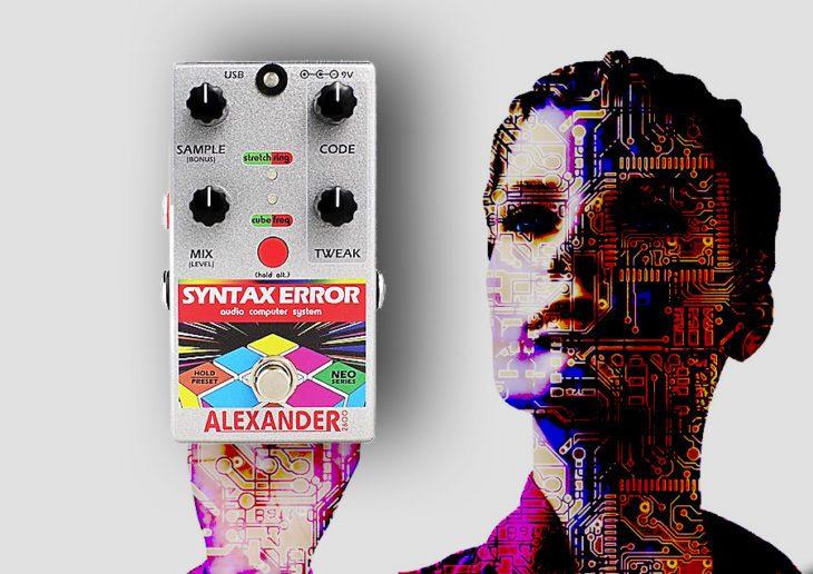 Alexander Pedals Syntax Error title