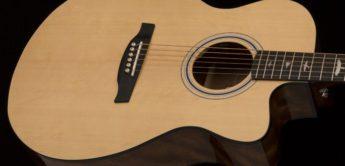 Test: PRS SE AX20E, Akustikgitarre