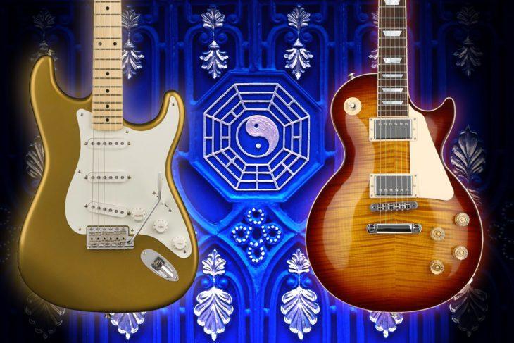 Fender Stratocaster title