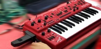 Top News: Behringer MS-101 Analog-Synthesizer