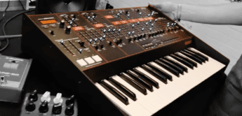 Superbooth 2018: Behringer Odyssey, Analogsynth