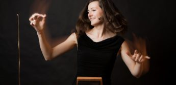 Interview: Carolina Eyck , Master of Theremin