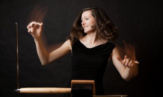 Interview: Carolina Eyck , Master of Theremin