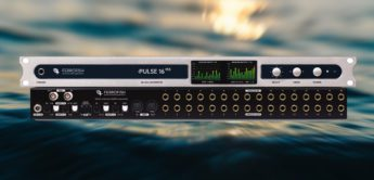 Test: Ferrofish Pulse 16 MX, AD/DA-Wandler