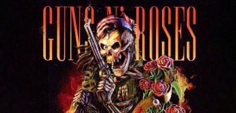 Slash, Guns N' Roses: Seine Gitarren, seine Pedale, seine Musik