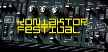 Kontaktor Festival 2018 in Riga, Synthesizer Music-Event