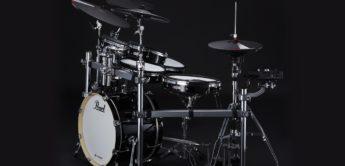Top News: Pearl e/Merge, E-Drums