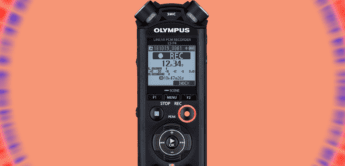 Test: Olympus LS-P4, Audiorecorder
