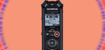 Test: Olympus LS-P4, Audiorecorder