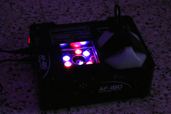 bunte LEDs