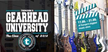 TGU – Thomann Gearhead University