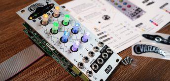 U-HE CVilization – Polymorphic CV & Audio Utility