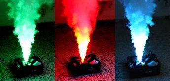 Test: Stairville AF-180 LED Nebelmaschine