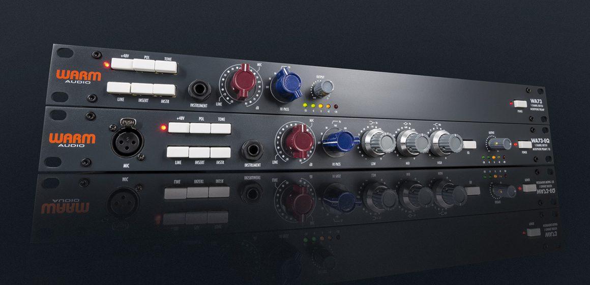 Test: Warm Audio WA73 EQ, Preamp mit EQ - AMAZONA.de