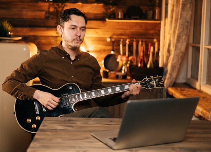 Workshop. Welcher Hall für Gitarren-Recording?