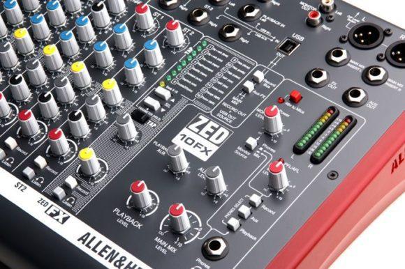 Allen & Heath ZED-10 FX