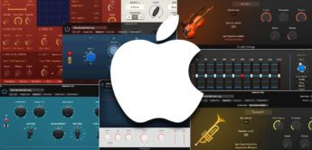 apple logic pro x 10.4