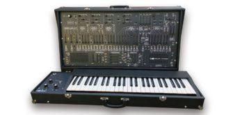Blue Box: ARP 2600 semi-modularer Synthesizer