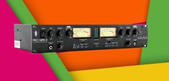 Test: ART Pro MPA II, Mikrofonvorverstärker
