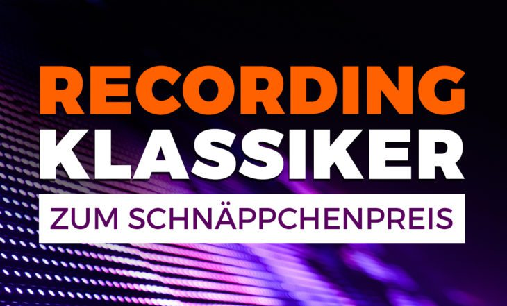 Studioequipment in Profi-Qualität: Nachbauten von Recording-Klassikern