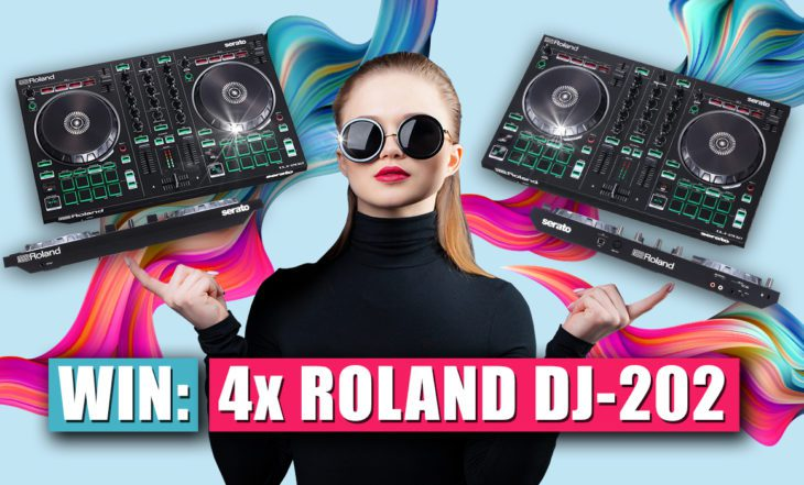 ROLAND DJ202