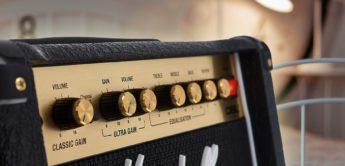 Test: Marshall DSL1CR, Gitarrenverstärker